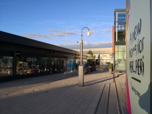 New Orchard Centre Square Name - The Core