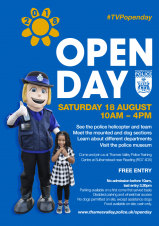 Thames Valley Police Open Day