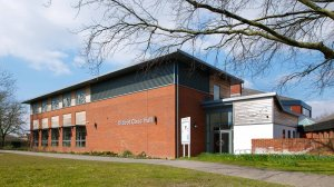 OFFICIAL – Didcot Civic Hall partners the NHS in a bid to beat Covid-19