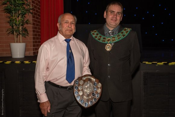 Winner - John Eldridge Award for Voluntary Service